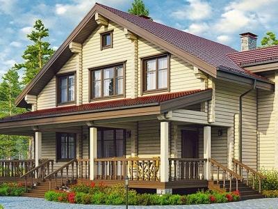 Проектирование современных домов и коттеджей по выгодной цене