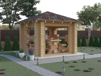 Строительство малых архитектурных форм под ключ быстро и качественно