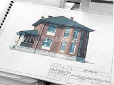 Проектная документация на кирпичный домКП 1-139