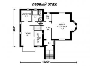 Кирпичный  КП 12-169