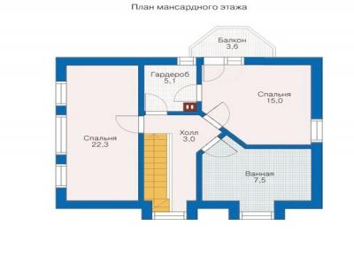 Каркасный КС 2-134