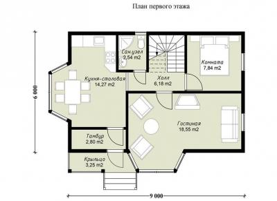 Каркасный ПдС 2-88Ф
