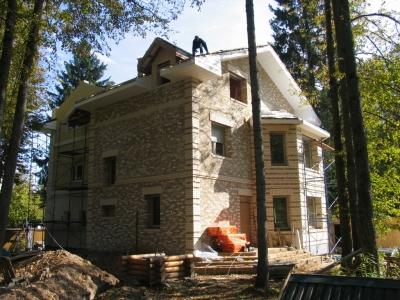 Реконструкция дома и пристройка под ключ