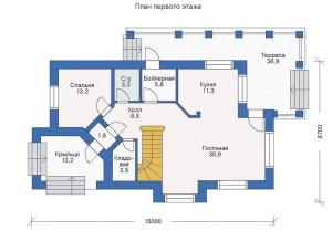 Пеноблочный  ПБ 3-197