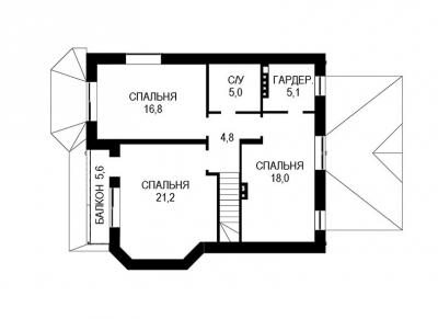 Пеноблочный  ПБ 1-158