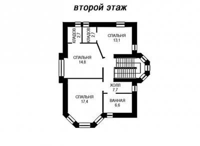 ДОМ ИЗ ПЕНОБЛОКОВ  ПБ 12-196
